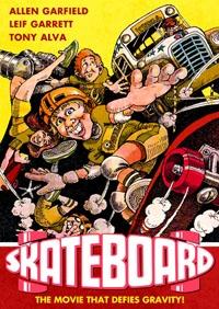 Skateboard - Poster / Capa / Cartaz - Oficial 1