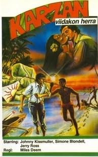 Karzan, O Fabuloso Homem da Selva - Poster / Capa / Cartaz - Oficial 5