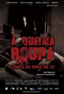 À Queima Roupa - Poster / Capa / Cartaz - Oficial 1