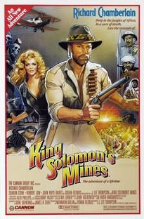 As Minas do Rei Salomão - Poster / Capa / Cartaz - Oficial 2