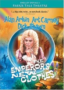 Teatro dos Contos de Fadas: A Roupa Nova do Imperador - Poster / Capa / Cartaz - Oficial 1