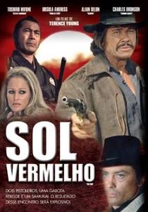 Sol Vermelho  - Poster / Capa / Cartaz - Oficial 7