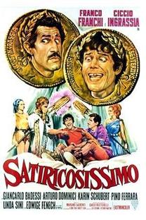 Satiricosissimo - Poster / Capa / Cartaz - Oficial 1