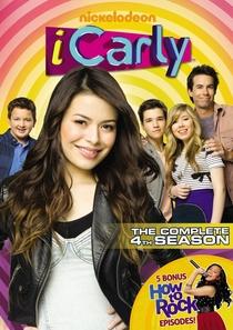 iCarly (4ª Temporada) - Poster / Capa / Cartaz - Oficial 1