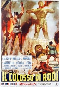 O Colosso de Rodes - Poster / Capa / Cartaz - Oficial 3