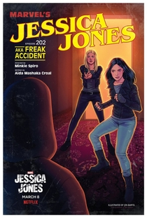 Jessica Jones (2ª Temporada) - Poster / Capa / Cartaz - Oficial 12