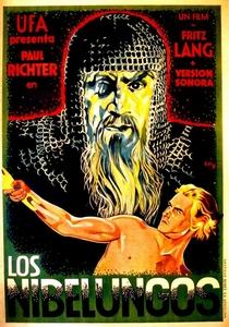 Os Nibelungos Parte 1 - A Morte de Siegfried - Poster / Capa / Cartaz - Oficial 6