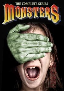 Histórias de Monstros (3ª Temporada) - Poster / Capa / Cartaz - Oficial 1