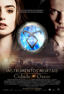 Os Instrumentos Mortais: Cidade dos Ossos - Poster / Capa / Cartaz - Oficial 26