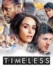 Timeless (1ª Temporada) - Poster / Capa / Cartaz - Oficial 2