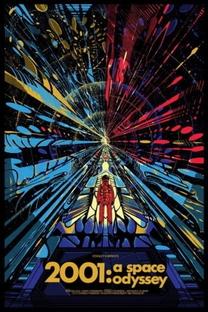 2001: Uma Odisseia no Espaço - Poster / Capa / Cartaz - Oficial 27
