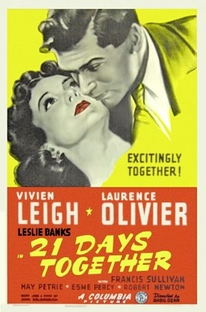 Três Semanas de Loucura - Poster / Capa / Cartaz - Oficial 1