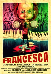 Francesca - Poster / Capa / Cartaz - Oficial 1