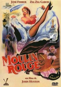 Moulin Rouge - Poster / Capa / Cartaz - Oficial 5