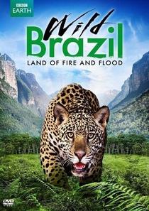 Brasil Selvagem - Poster / Capa / Cartaz - Oficial 3