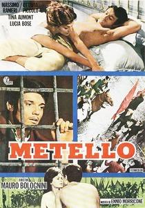 Metello - Poster / Capa / Cartaz - Oficial 4