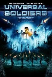 Soldados Universais - Poster / Capa / Cartaz - Oficial 1