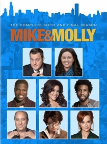 Mike & Molly (6ª Temporada) - Poster / Capa / Cartaz - Oficial 1
