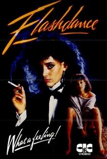 Flashdance: Em Ritmo de Embalo - Poster / Capa / Cartaz - Oficial 3