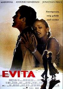 Evita - Poster / Capa / Cartaz - Oficial 7