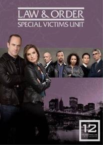 Law & Order: Special Victims Unit (12ª Temporada) - Poster / Capa / Cartaz - Oficial 1