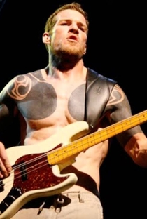 Tim Commerford - Poster / Capa / Cartaz - Oficial 2