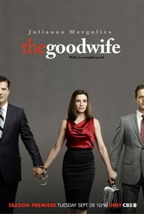 The Good Wife (2ª Temporada) - Poster / Capa / Cartaz - Oficial 1