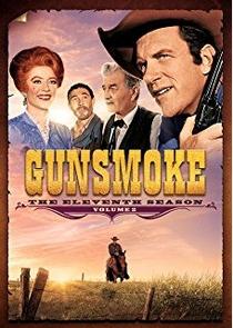 Gunsmoke (11ª Temporada) - Poster / Capa / Cartaz - Oficial 1