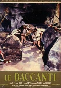 Le Baccanti - Poster / Capa / Cartaz - Oficial 4