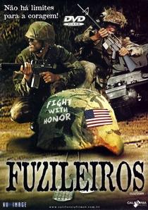 Fuzileiros - Poster / Capa / Cartaz - Oficial 1