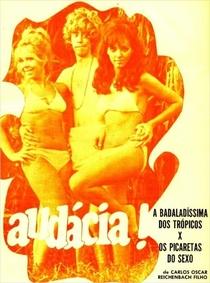Audácia - A Fúria dos Desejos - Poster / Capa / Cartaz - Oficial 1