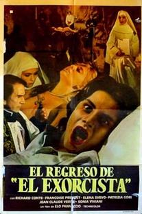 L'Esorcista nº 2 - Poster / Capa / Cartaz - Oficial 7
