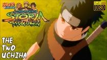 Os dois Uchihas : Naruto Shippuden revolução da tempestade (OVA) - Poster / Capa / Cartaz - Oficial 1