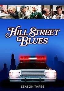 Balada de Hill Street (3ª Temporada) - Poster / Capa / Cartaz - Oficial 1