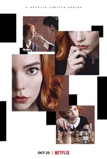 O Gambito da Rainha - Poster / Capa / Cartaz - Oficial 4
