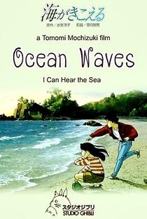Eu Posso Ouvir o Oceano - Poster / Capa / Cartaz - Oficial 1
