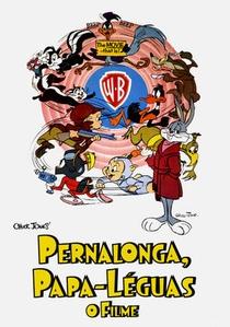 Pernalonga e Papa-léguas - O Filme - Poster / Capa / Cartaz - Oficial 1