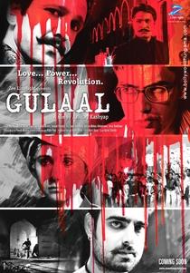 Gulaal - Poster / Capa / Cartaz - Oficial 1