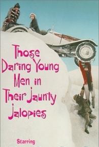 Os Intrépidos Homens e Seus Calhambeques Maravilhosos - Poster / Capa / Cartaz - Oficial 2