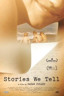 Histórias que Contamos - Poster / Capa / Cartaz - Oficial 2