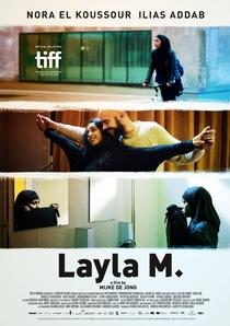 Layla M. - Poster / Capa / Cartaz - Oficial 1