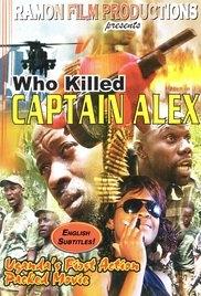 Quem matou o capitão Alex? - Poster / Capa / Cartaz - Oficial 1
