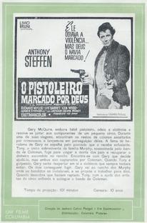 O Pistoleiro Marcado por Deus - Poster / Capa / Cartaz - Oficial 3