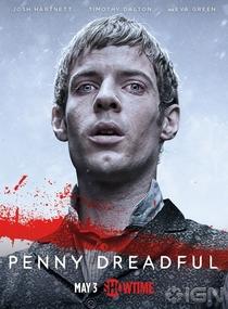 Penny Dreadful (2ª Temporada) - Poster / Capa / Cartaz - Oficial 4