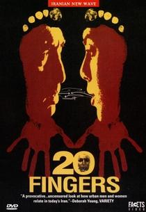 20 Dedos - Poster / Capa / Cartaz - Oficial 1