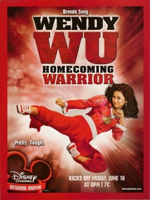 Wendy Wu: A Garota Kung-Fu - Poster / Capa / Cartaz - Oficial 2