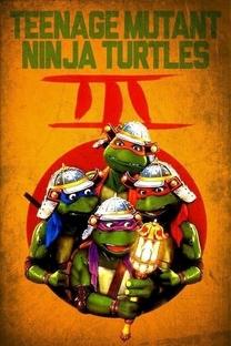 As Tartarugas Ninja III - Poster / Capa / Cartaz - Oficial 4