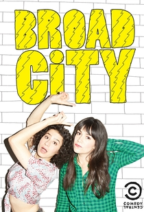 Broad City (3ª Temporada) - Poster / Capa / Cartaz - Oficial 3