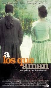 A Los Que Aman - Poster / Capa / Cartaz - Oficial 1