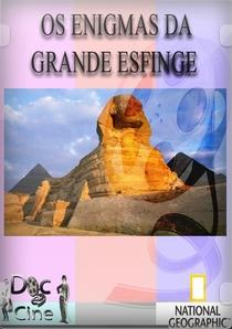 Os Enigmas da Grande Esfinge - Poster / Capa / Cartaz - Oficial 1